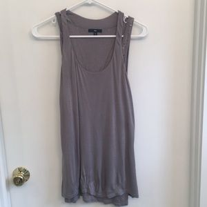 Double Gap tank top with sequins